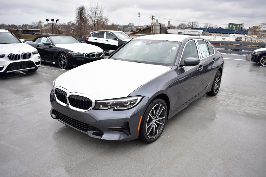 Bmw North America >> New 2019 Bmw 3 Series 330i Xdrive Sedan North America 4dr Car
