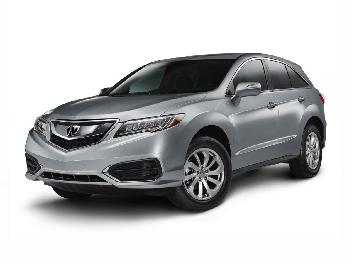 Pre Owned 2016 Acura Rdx Awd 4dr