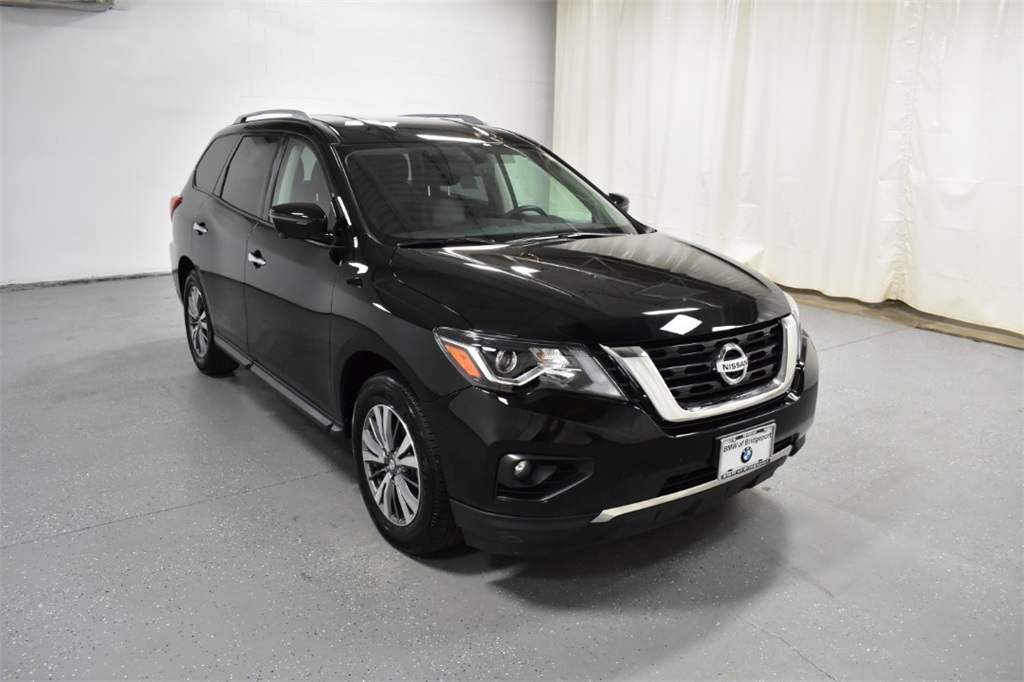 Pre-Owned 2019 Nissan Pathfinder 4x4 SL