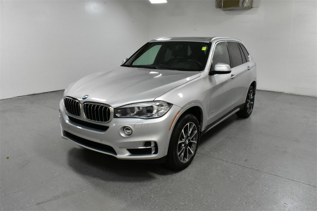 <center><b>Certified Pre-Owned 2017 BMW X5 xDrive35i Sports Activity Vehicle Sport Utility</b></center>
