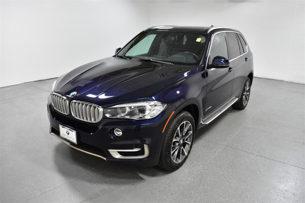 <center><b>Certified Pre-Owned 2017 BMW X5 xDrive35d</b></center>