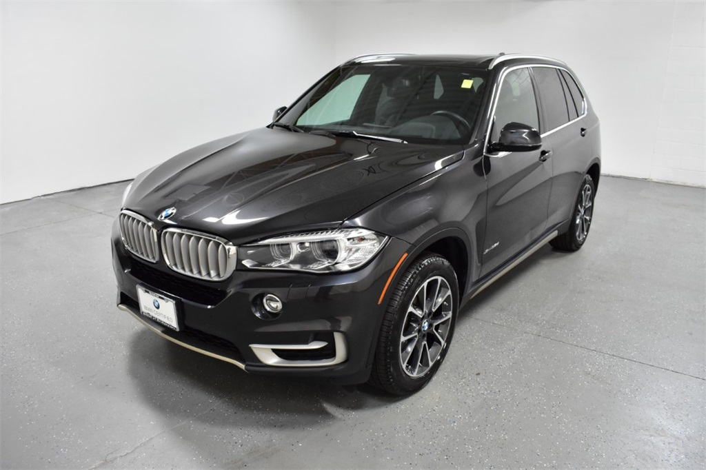 <center><b>Certified Pre-Owned 2017 BMW X5 xDrive35d Sports Activity Vehicle</b></center>