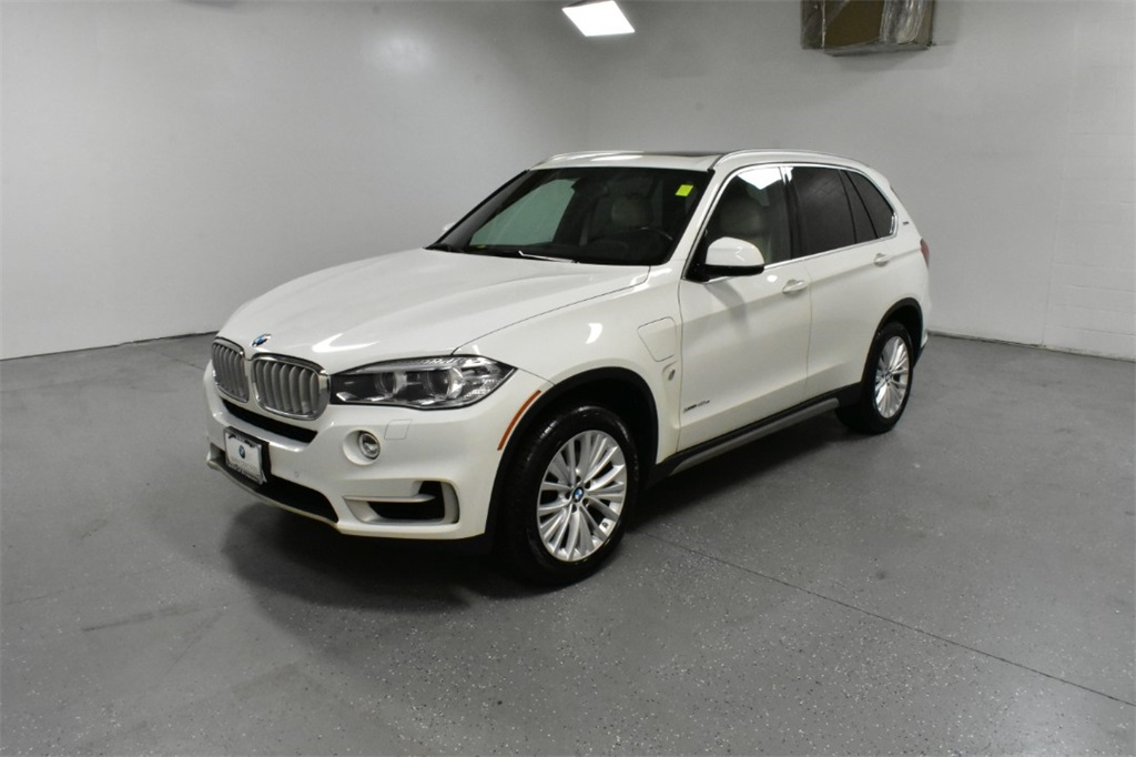 Certified Pre-Owned 2017 BMW X5 xDrive40e iPerformance Sports Activ Sport Utility