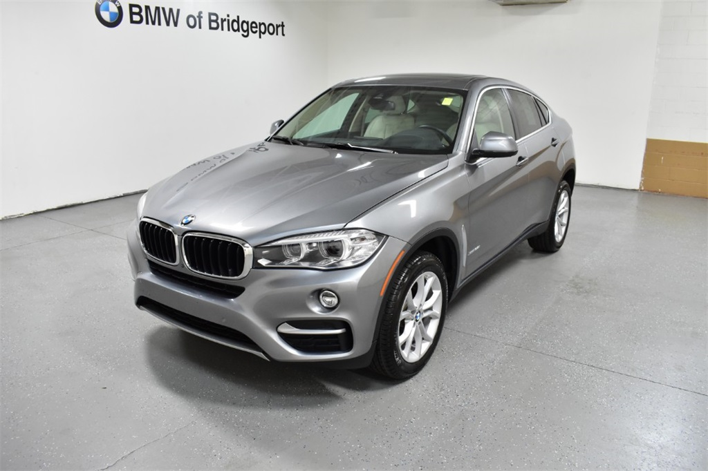 <center><b>Certified Pre-Owned 2016 BMW X6 xDrive35i</b><center>