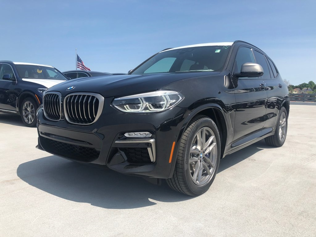 New 2019 Bmw X3 M40i Sports Activity Vehicle Sport Utility