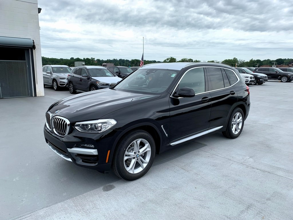 <center><b>New 2020 BMW X3 xDrive30i Sports Activity Vehicle</b></center>