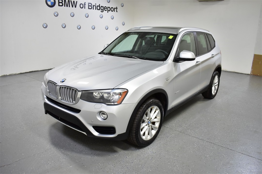 Certified 2016 BMW X3 xDrive28i