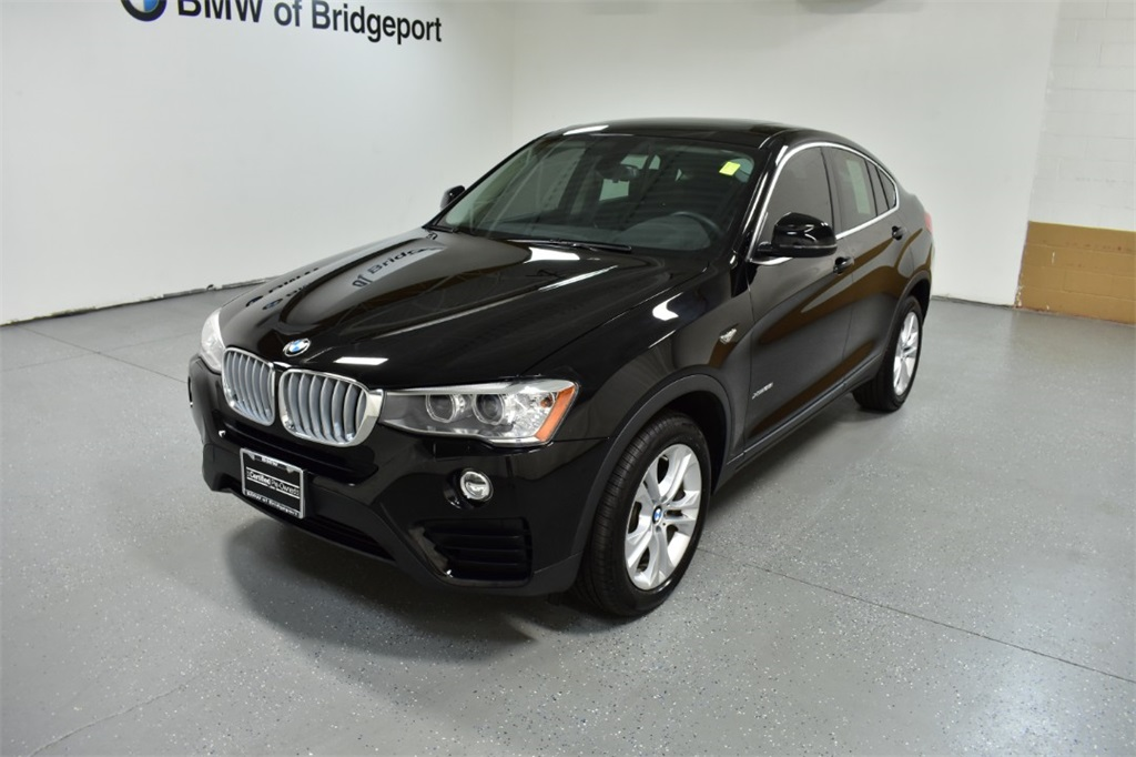 <center><b>Certified Pre-Owned 2017 BMW X4 xDrive28i</b></center>