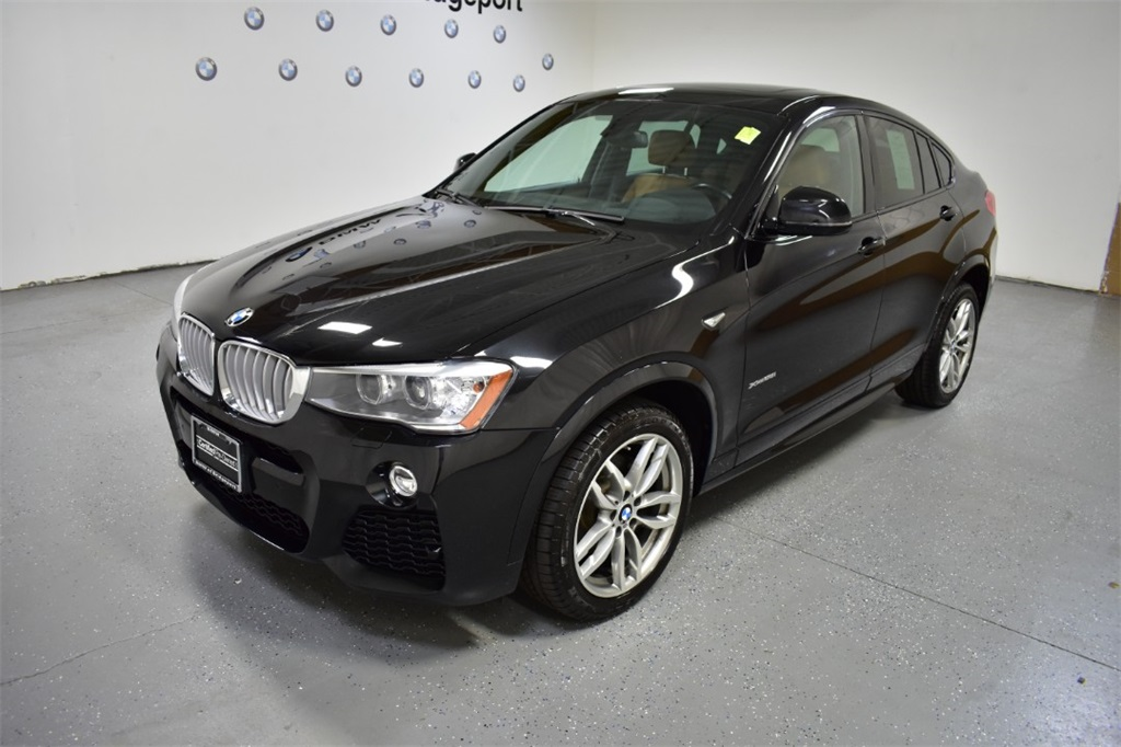 Certified Pre-Owned 2015 BMW X4 xDrive28i With Navigation & AWD