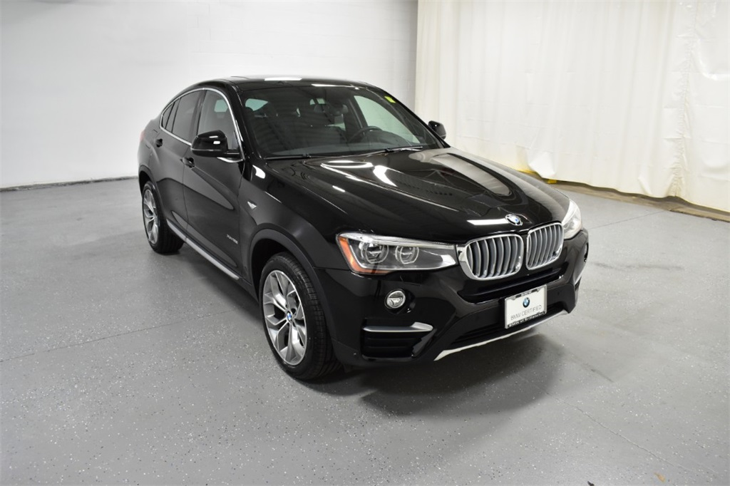 Certified Pre-Owned 2018 BMW X4 xDrive28i Sports Activity Coupe