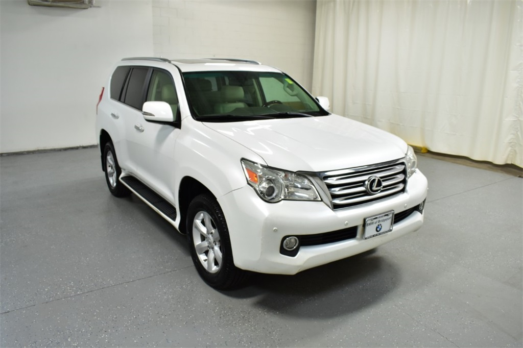 Pre-Owned 2011 Lexus GX 460 4WD 4dr