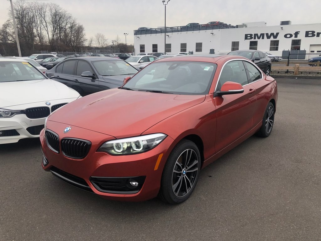 <center><b>New 2020 BMW 2 Series 230i xDrive Coupe</b></center>