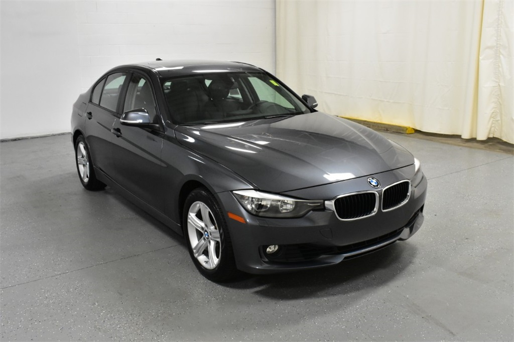 Pre-Owned 2014 BMW 3 Series 4dr Sdn 328i xDrive AWD SULEV