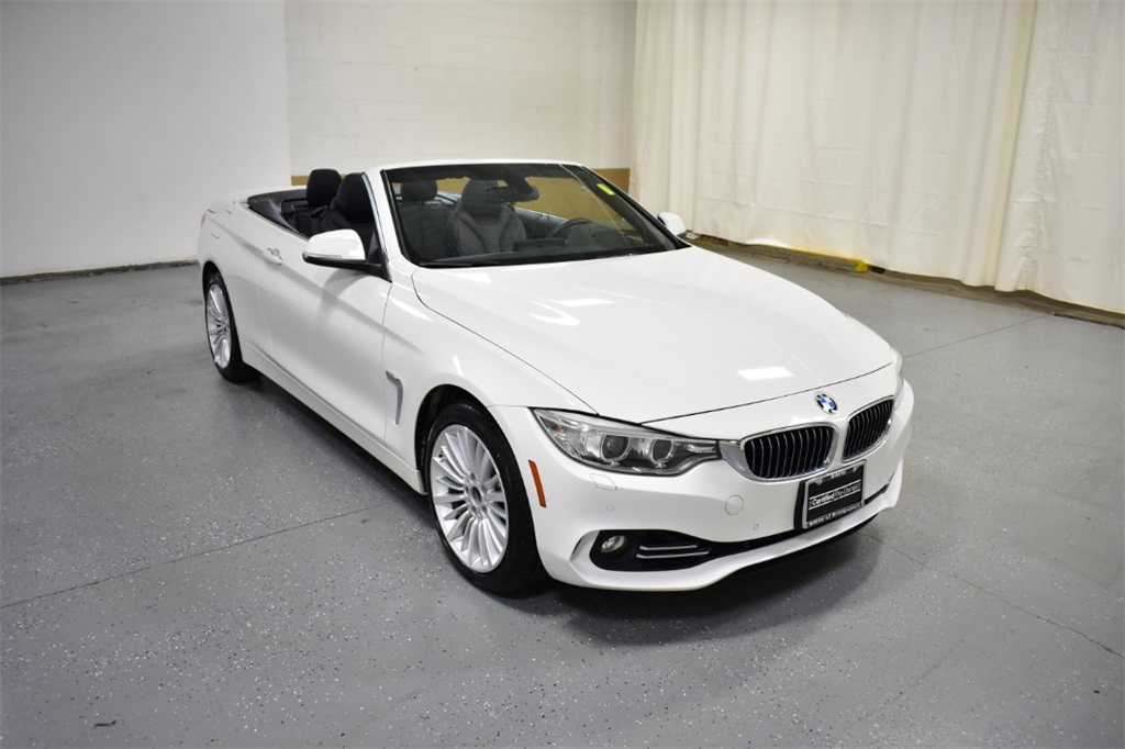 Certified Pre Owned 2016 Bmw 4 Series 2dr Conv 435i Xdrive Awd
