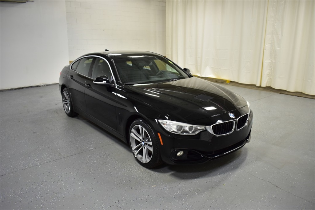 Certified Pre-Owned 2016 BMW 4 Series 4dr Sdn 428i xDrive AWD Gran Coupe