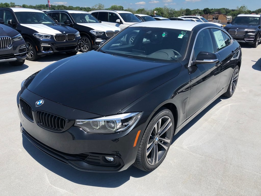 <center><b>New 2020 BMW 4 Series 430i xDrive Gran Coupe</b></center>