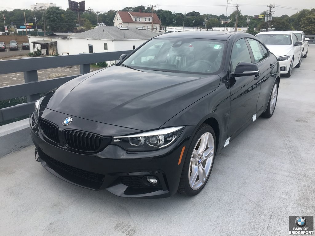 New 2019 BMW 4 Series 430i xDrive With Navigation & AWD