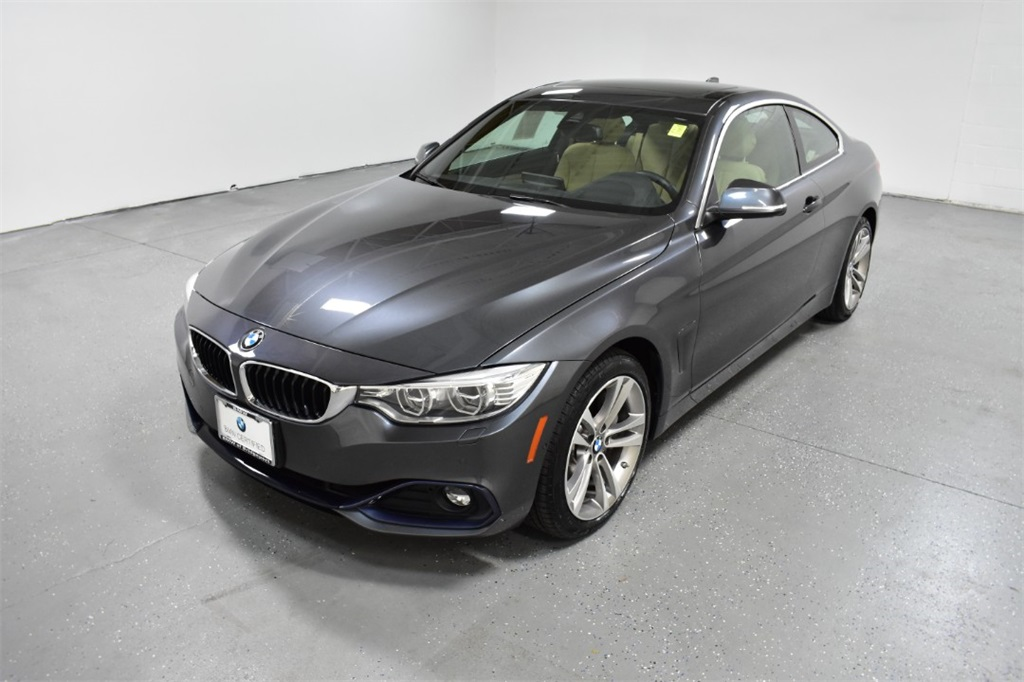 <center><b>Certified Pre-Owned 2017 BMW 440i xDrive Coupe</b></center>