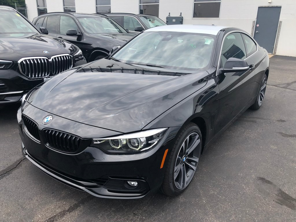 <center><b>New 2020 BMW 4 Series 430i xDrive Coupe</b></center>