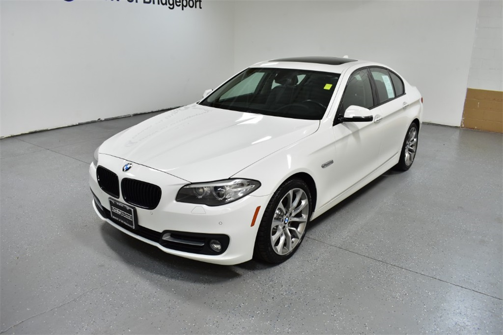 Certified 2016 BMW 5 Series 528i xDrive