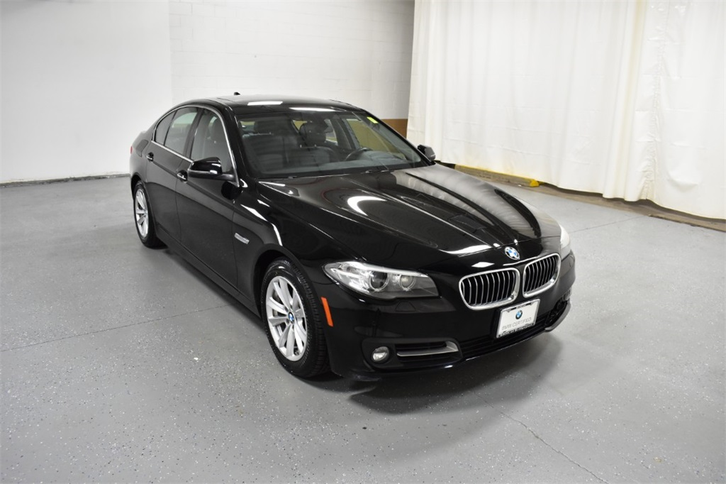 Pre-Owned 2015 BMW 5 Series 4dr Sdn 528i xDrive AWD
