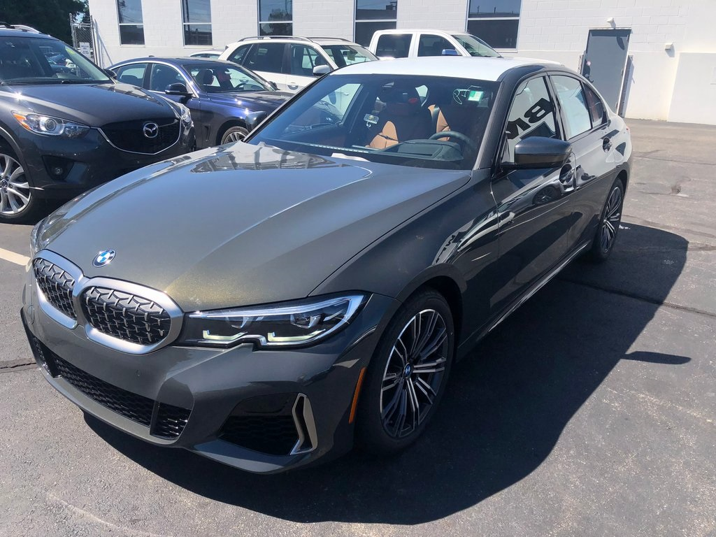 New 2020 Bmw 3 Series M340i Xdrive Sedan 4dr Car