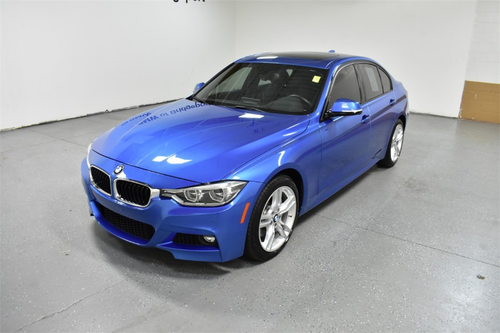 <center><b>Certified Pre-Owned 2016 BMW 3 Series 340i xDrive</b></center>