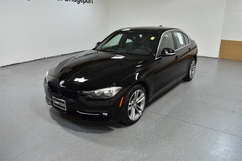 Certified 2017 BMW 3 Series 330i xDrive