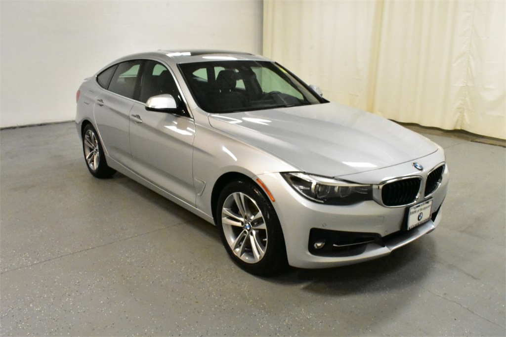 Certified Pre-Owned 2018 BMW 3 Series 330i xDrive Gran Turismo