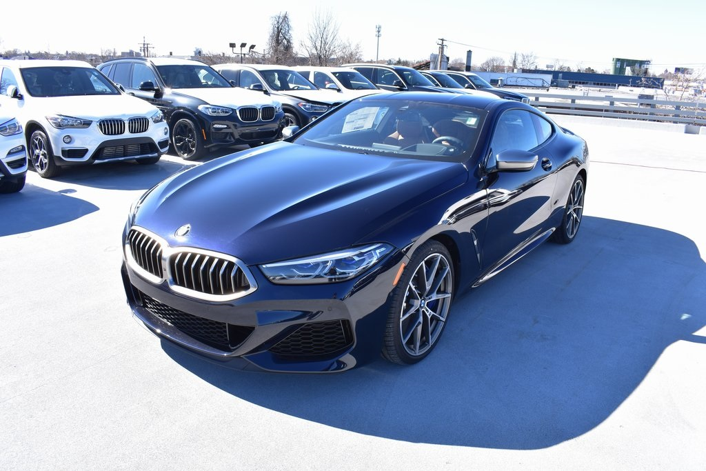 New 2019 BMW 8 Series M850i xDrive Coupe 2dr Car
