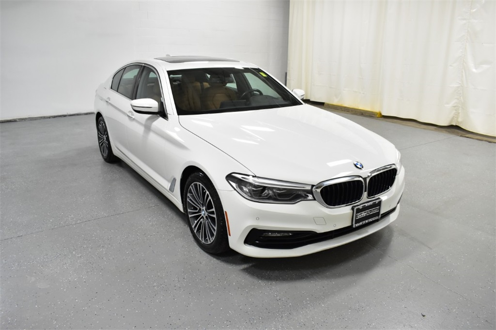 Certified Pre-Owned 2017 BMW 5 Series 530i xDrive Sedan