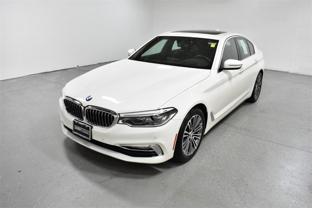 <center><b>Certified Pre-Owned 2017 BMW 530i xDrive Sedan</b></center>