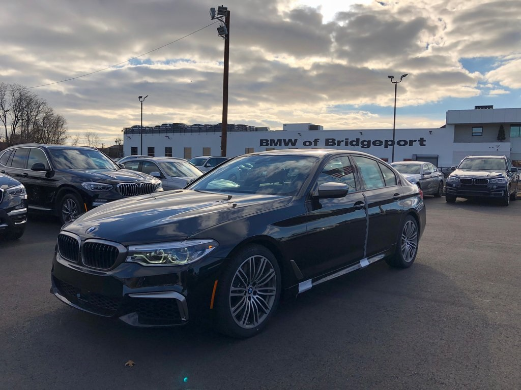 New 2019 BMW 5 Series M550i xDrive