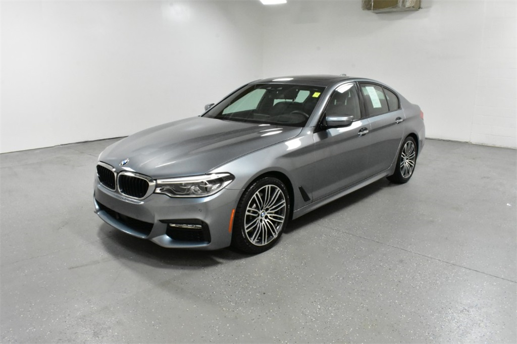 <center><b>Certified Pre-Owned 2017 BMW 540i xDrive Sedan</b></center>