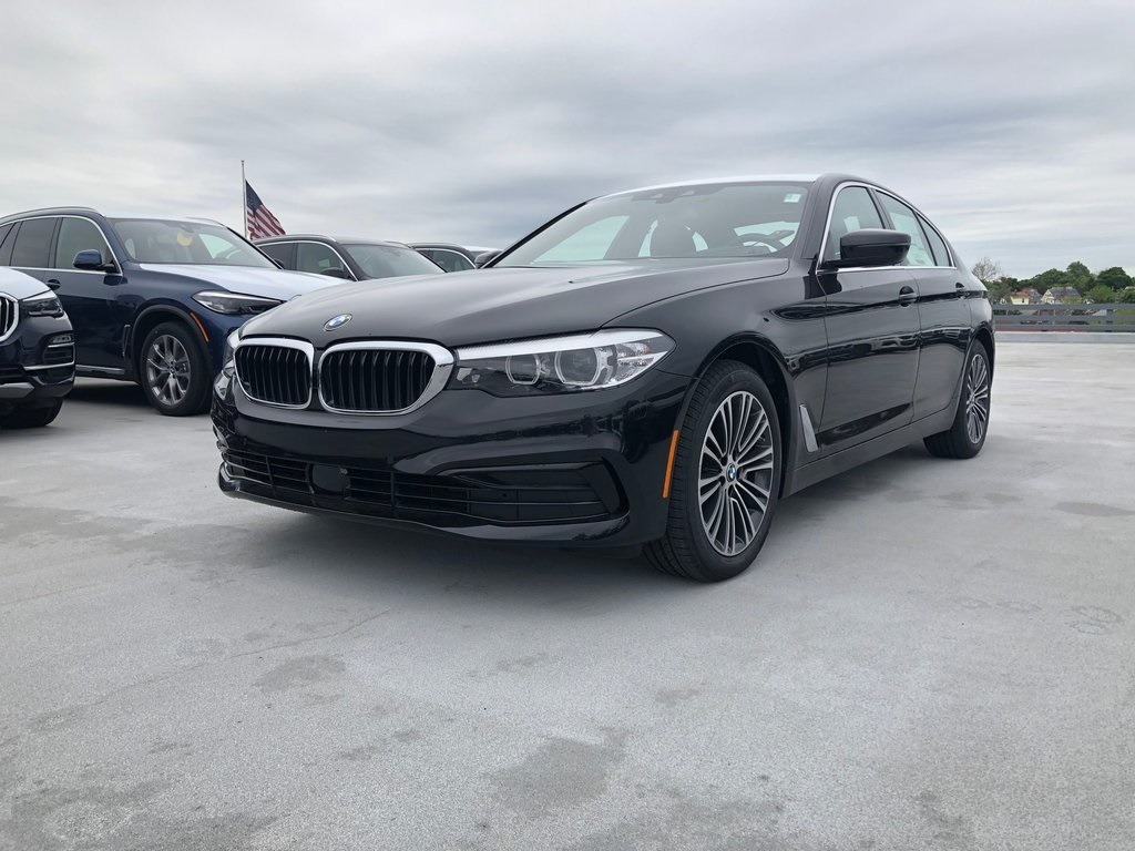 New 2020 BMW 5 Series 530i xDrive Sedan