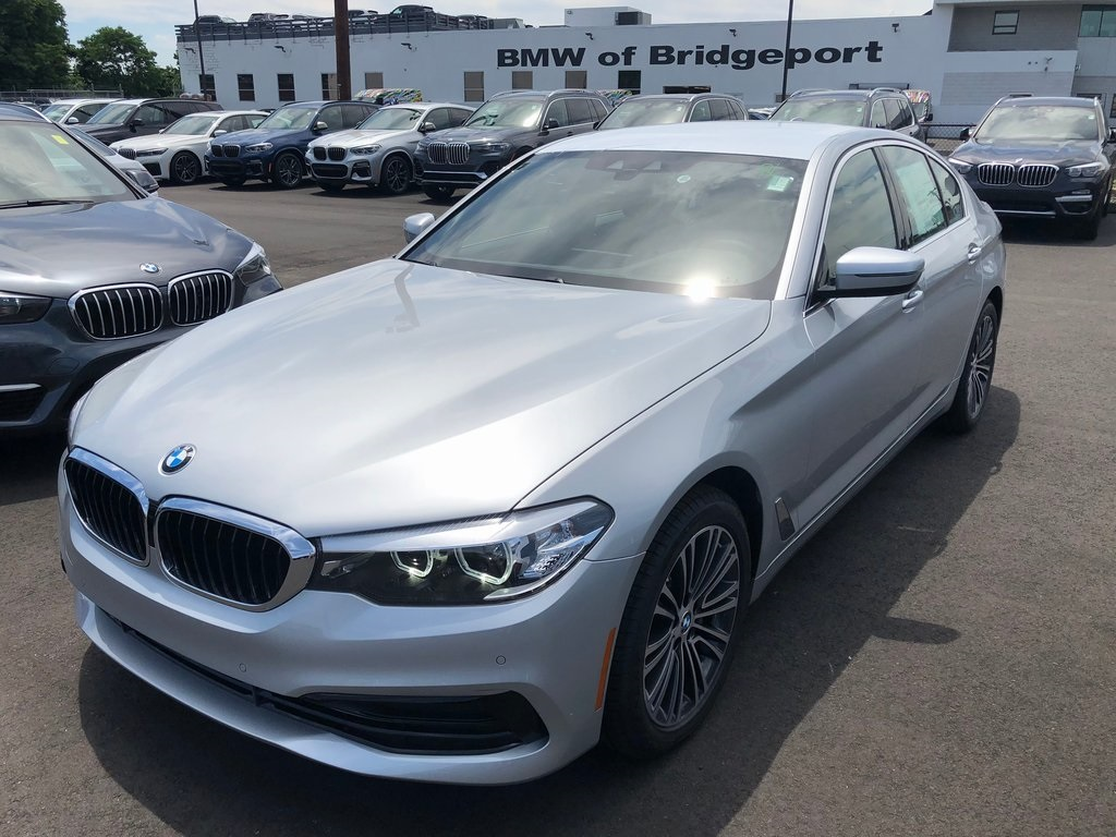 Pre-Owned 2020 BMW 5 Series 530i xDrive Sedan