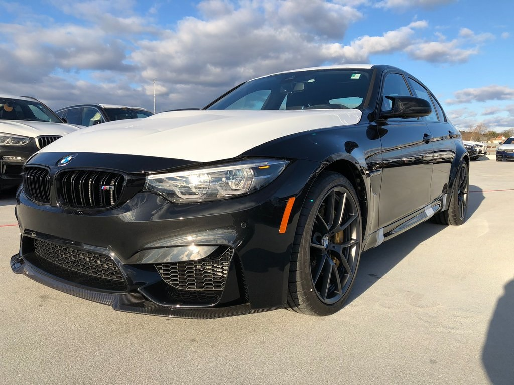 New 2018 BMW M3 CS Sedan CS