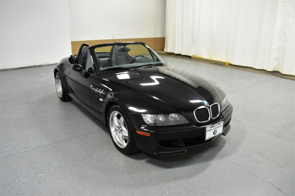 Pre-Owned 2001 BMW Z3 M 2dr Roadster 3.2L