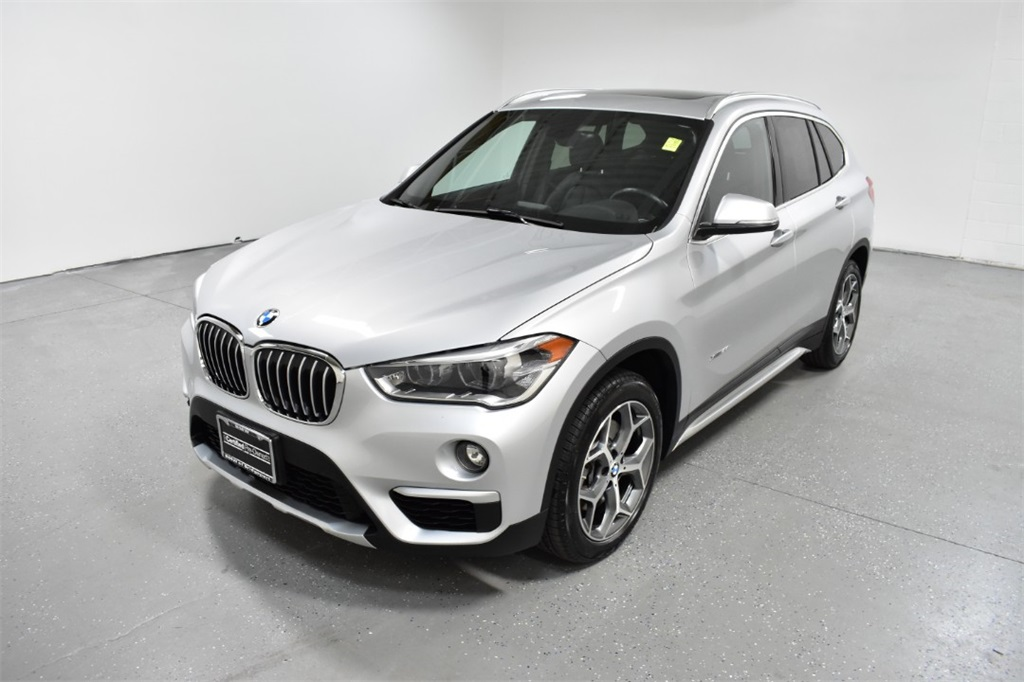 <center><b>Certified Pre-Owned 2017 BMW X1 xDrive28i</b></center>