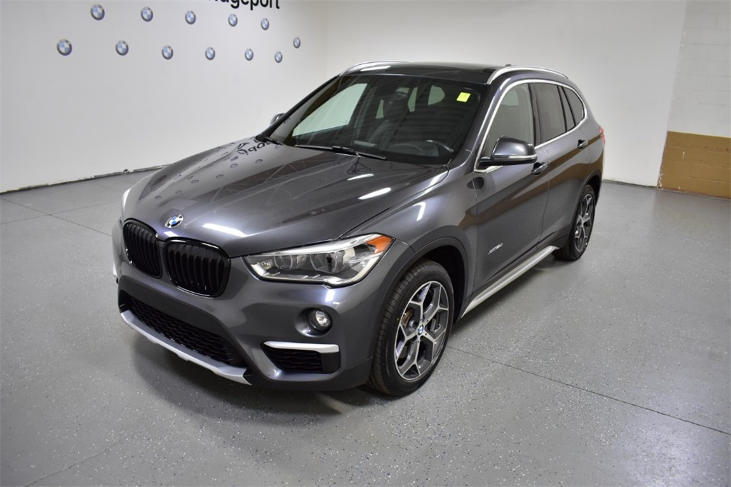 <center><b>Certified Pre-Owned 2016 BMW X1 xDrive28i</b></center>