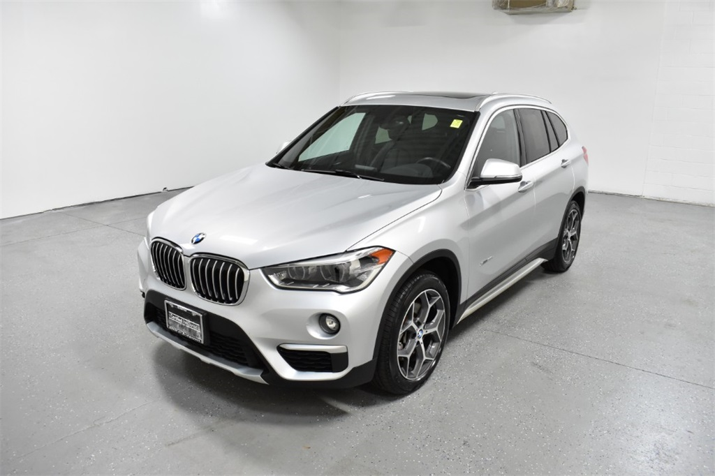 <center><b>Certified Pre-Owned 2017 BMW X1 xDrive28i Sports Activity Vehicle</b></center>