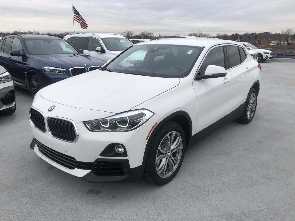 <center><b>New 2020 BMW X2 xDrive28i</b></center>