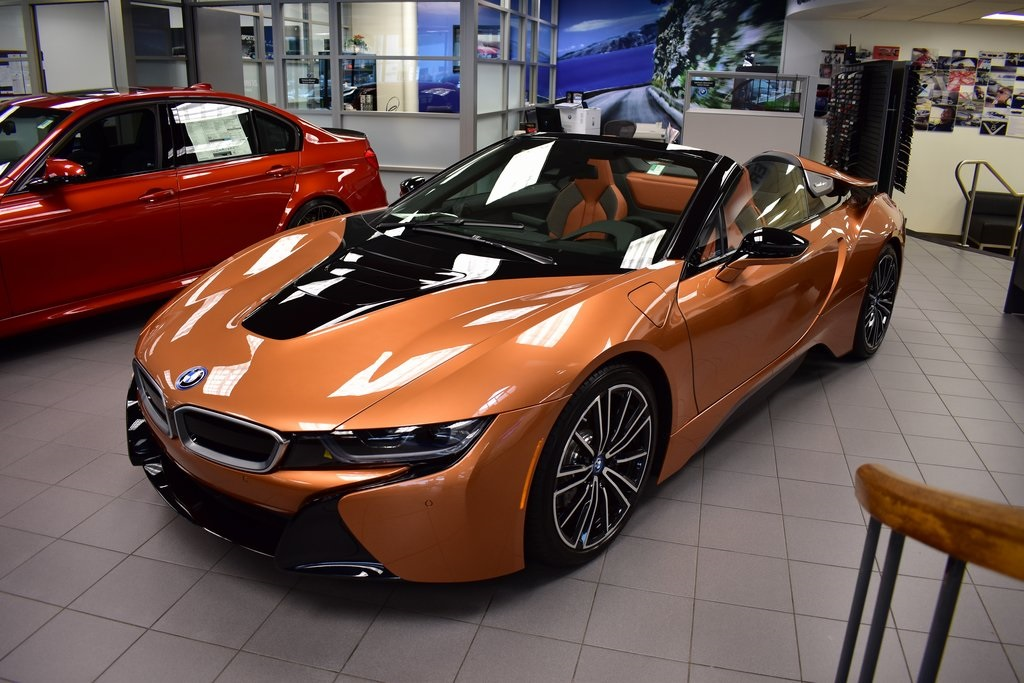 New 2019 Bmw I8 Convertible In Bridgeport 19055 Bmw Of Bridgeport