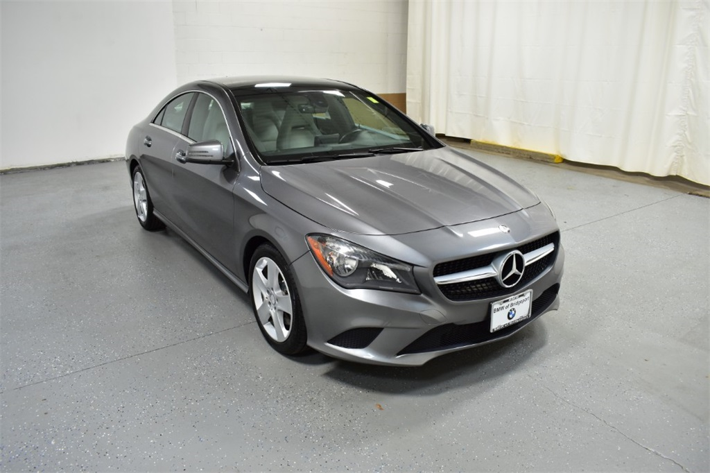 Pre-Owned 2015 Mercedes-Benz CLA CLA250 4MATIC® Coupe