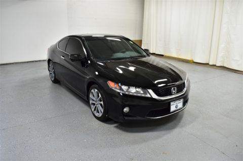Pre-Owned 2014 Honda Accord 2dr V6 Auto EX-L w/Navi