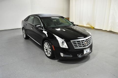 Pre-Owned 2014 Cadillac XTS 4dr Sdn Luxury AWD