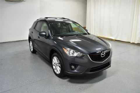 Pre-Owned 2014 Mazda CX-5 AWD 4dr Auto Grand Touring