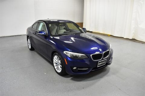 Certified Pre-Owned 2016 BMW 2 Series 2dr Cpe 228i xDrive AWD
