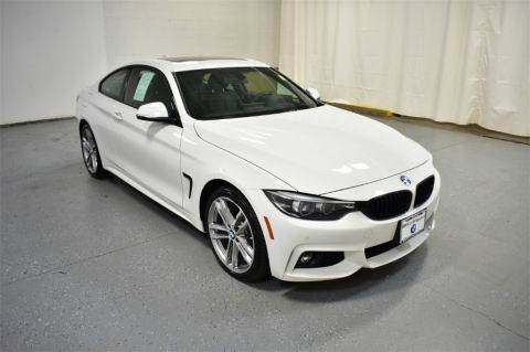 Pre-Owned 2019 BMW 4 Series 430i xDrive Coupe