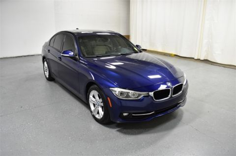 Certified Pre-Owned 2016 BMW 3 Series 4dr Sdn 328i xDrive AWD SULEV